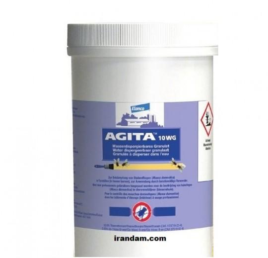 سم مگس اجیتا (agita fly control)